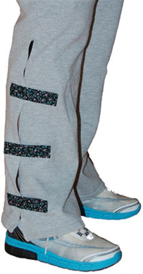 Who Would Wear My Cast Clothes by The Cast Clothing For Leg Casts Or Knee Braces