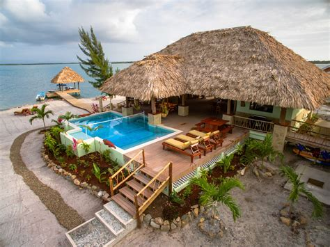Small House For Rent Island Harvest Caye Belize Central America
