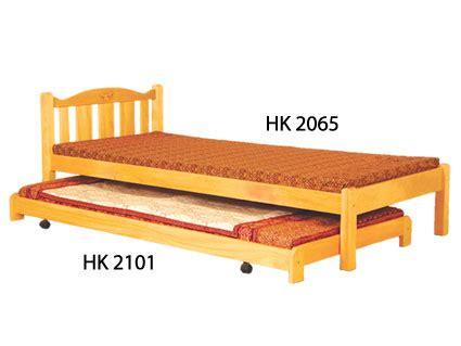 Ranjang Siantano hakari ranjang single kayu type hk 2065 s hakari