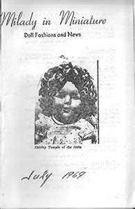 doll reader make and dress volume 1 milady in miniature magazine review