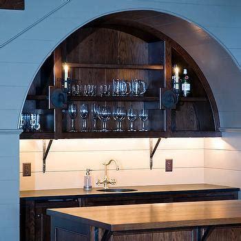 shiplap under bar shiplap paneling design ideas