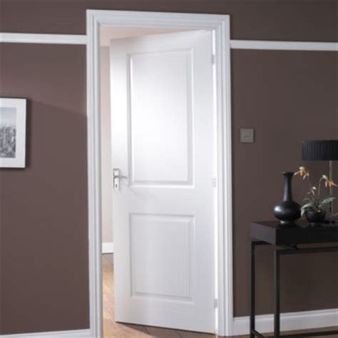 2 panel white interior doors 2 panel white smooth door nat29camb b and q