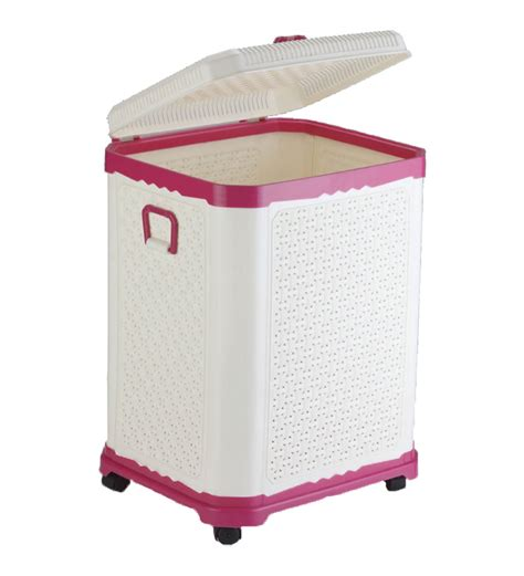 Good Laundry Baskets With Wheels Homesfeed Laundry With Wheels