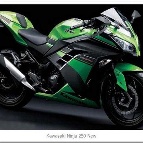 harga motor kawasaki 250cc 2012