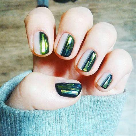 latest nail craze glass nail art is still the latest korean beauty craze you