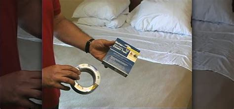detecting bed bugs how to detect bed bugs with tape 171 housekeeping wonderhowto