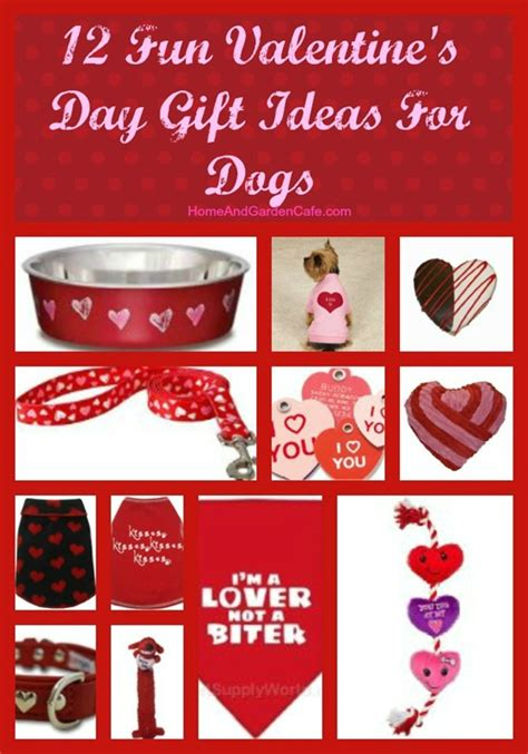 12 valentine day 12 fun valentines day gift ideas for dogs the home and