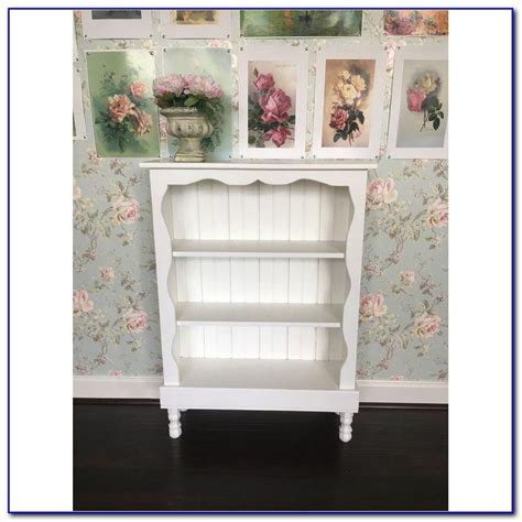 target shabby chic white bookcase bookcase home design