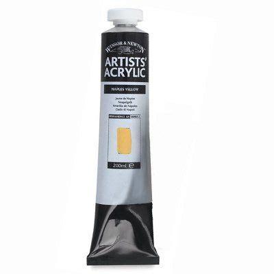 Cat Acrylic Winsor winsor newton artists acrylic colour 200ml from