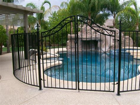 backyard metal fence privacy fence ideas and costs for your home garden and