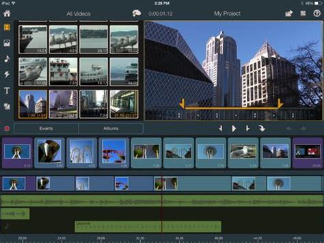 tutorial editing video pinnacle top 10 best video editor for ipad iphone ipod touch