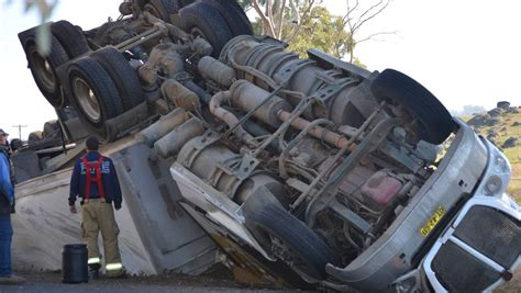 truck driver chronicles 20 stories based on real events los angeles books truck rollover on the temora road photos the