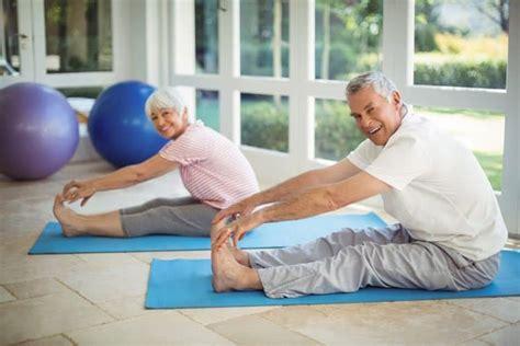 pain exercise  seniors   elderly