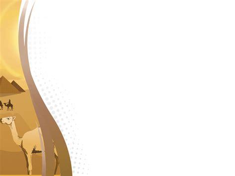 powerpoint themes egypt egyptian pyramids powerpoint templates animals wildlife brown