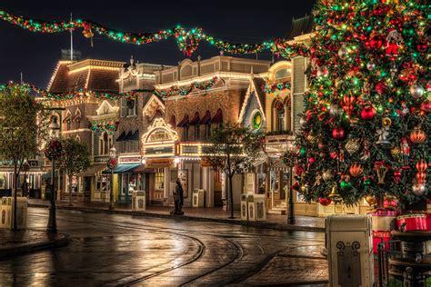 christmas  main street merry christmas    ho flickr