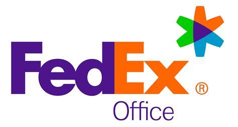 Kinkos Office by Fedex Express Logo Logotype