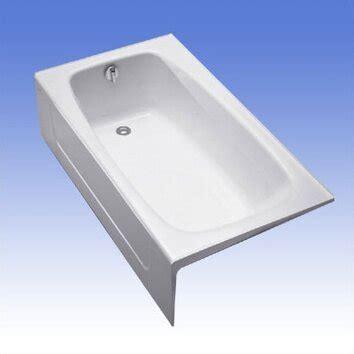 toto enameled    soaking bathtub reviews wayfair