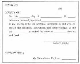 deed of acknowledgement of debt template untitled document www californiarealestatecourses