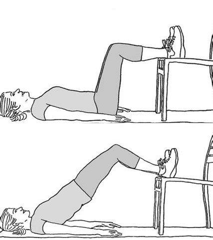 exercice de la chaise photo les exercices avec la chaise sont 233 conomiques et