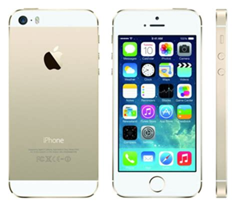 apple reveals new iphone 5s & iphone 5c