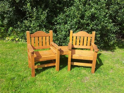 jack and jill bench garden benchs garden furniture doncaster south yorkshire