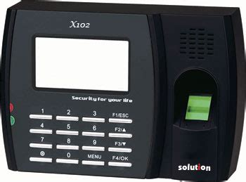 Absensi Wajah Solution X 606 mesin absensi sidik jari mesin absensi fingerprint akses kontrol pintu cctv