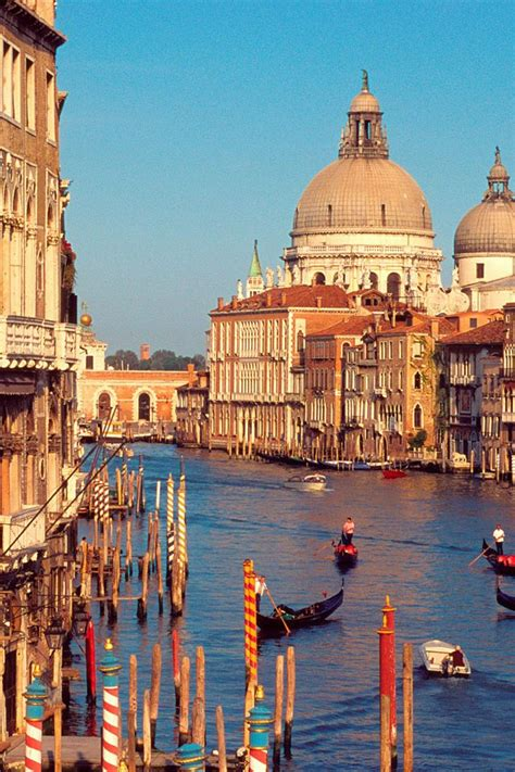 landmarks grand canal venice italy ipad iphone hd