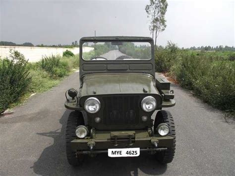 willys jeep for sale india willys jeep for immediate sale for sale from karnataka