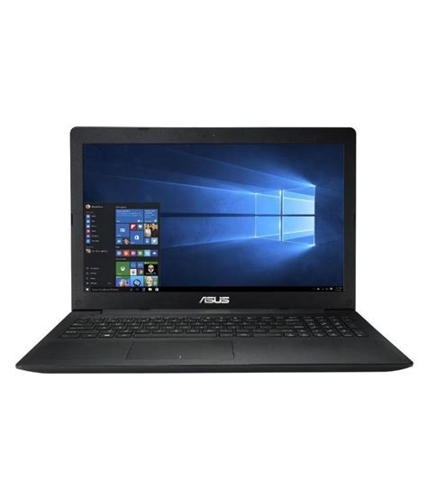 Asus X Series 15 6 Laptop Best Buy asus x series a553sa xx052t notebook intel pentium 2 gb 39 62cm 15 6 windows 10 pro not