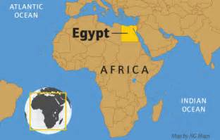 Egypt Map Africa by Egypt Around The World In 196 Bites