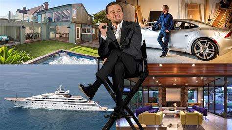 leonardo dicaprio s house 10 celebrity homes that are too beautiful to be true