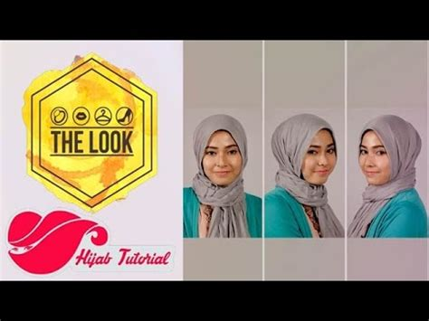 tutorial gambar hijab ala zaskia sungkar the look hijab tutorial hijab ala zaskia sungkar youtube