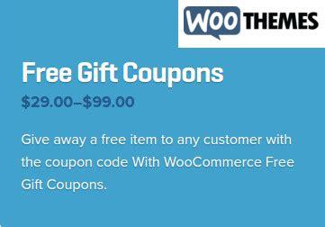 Promo Bonus Gift Away Keren woocommerce free gift coupons woo pro