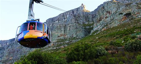 table mountain cable car cable car cape town
