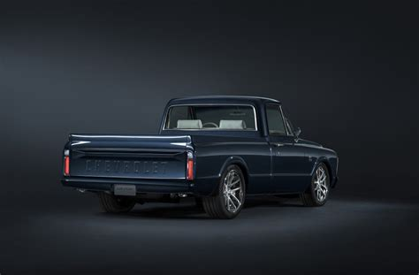 the chevrolet malaysia centennial celebration wemotor com chevy reveals 1967 c 10 to celebrate 100 years gm authority