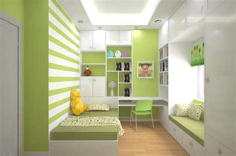 ide desain kamar tidur ukuran  sederhana tren
