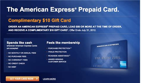 Can You Reload A Prepaid American Express Gift Card - free 30 with american express prepaid card deals we like