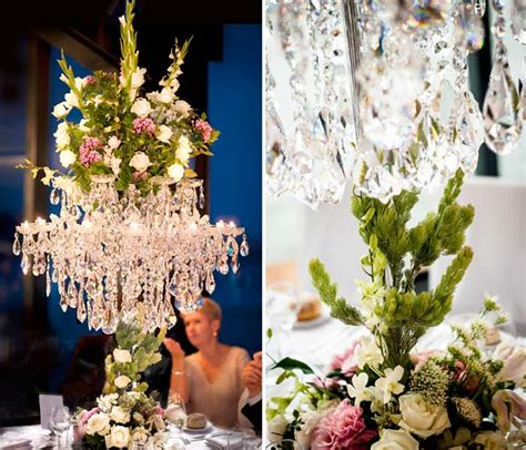 Chandeliers To Die For Chandeliers To Die For Modern Wedding