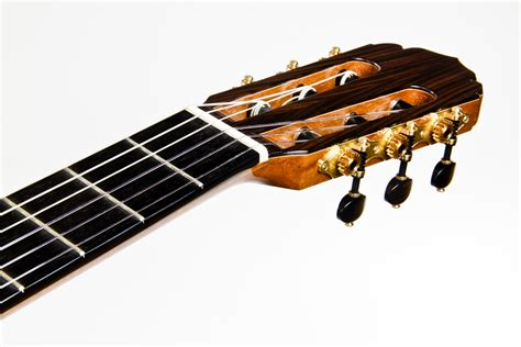 Best Handmade Classical Guitars - finest handmade classical custom guitar macassar