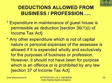 section 55 2 of income tax act in come tax law of india