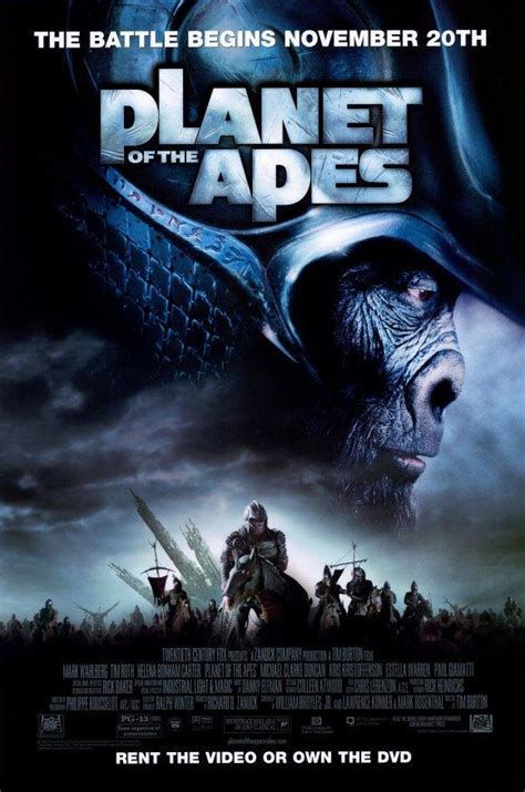 Planet Apes 2001 Full Movie Planet Of The Apes 2001 Filmaffinity