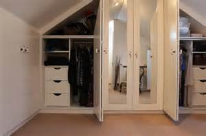 25 best ideas about attic bedroom closets on