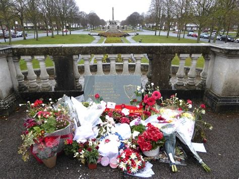 Hillsborough Memorial Gardens by The Naturalists Notebook The Of The Merseyside
