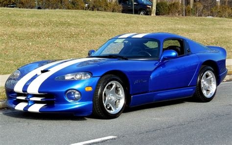 1997 dodge viper 1997 dodge viper for sale to buy or purchase flemings ultimate garage