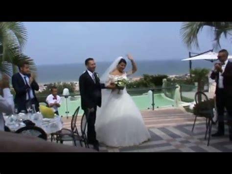musica ingresso sposi ristorante ingresso degli sposi al ristorante villa sirio musica