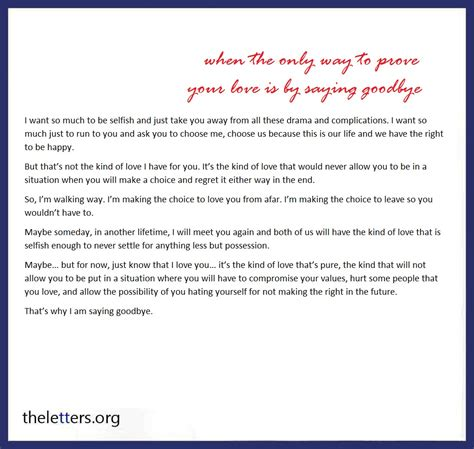 College Breakup Letter Quotes Sad Up Quotesgram