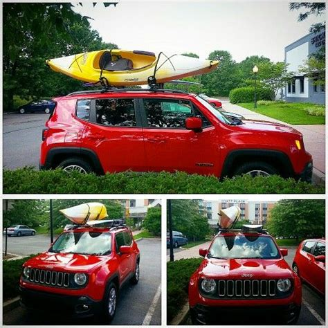 jeep with surfboard jeep renegade outdoors kayak and surfboard jeep