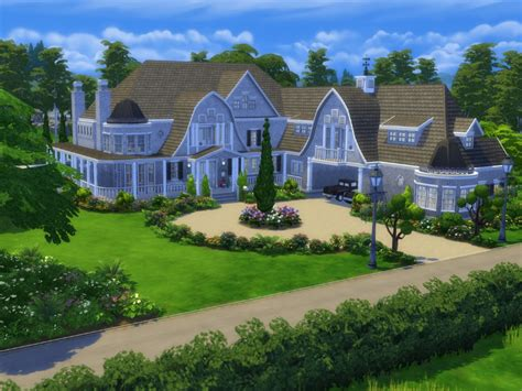 Blueprint Of Houses by Parsimonious The Sims 4