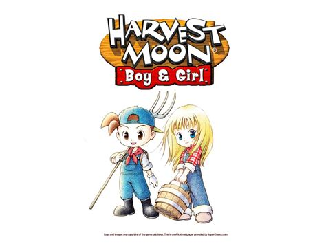 Harvest moon boy and girl marriage quotes