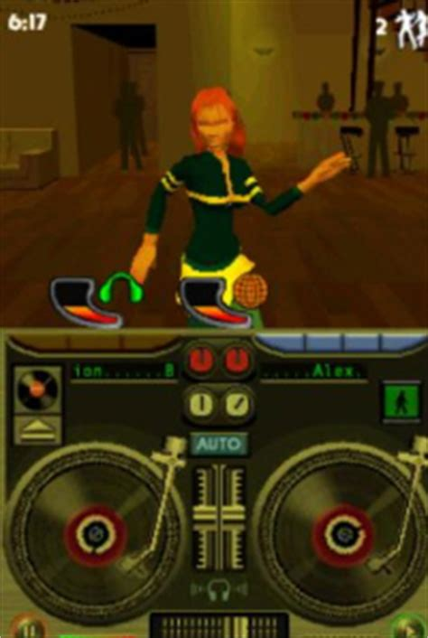 dj star for ds allows you to become a disc jockey while on